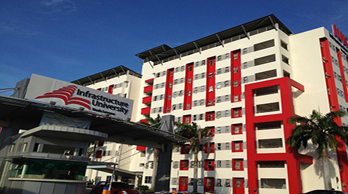 About Infrastructure University Kuala Lumpur - thumbnail