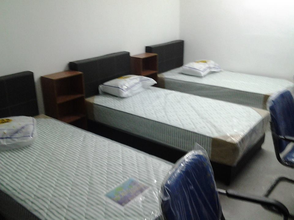 Accommodation for University Technology PETRONAS (UTP)