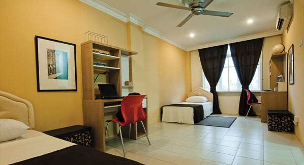 Accommodation for INTI International University & Colleges