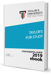 Taylor's University Malaysia  eBook