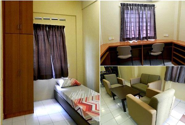 Accommodation for University Putra Malaysia (UPM)